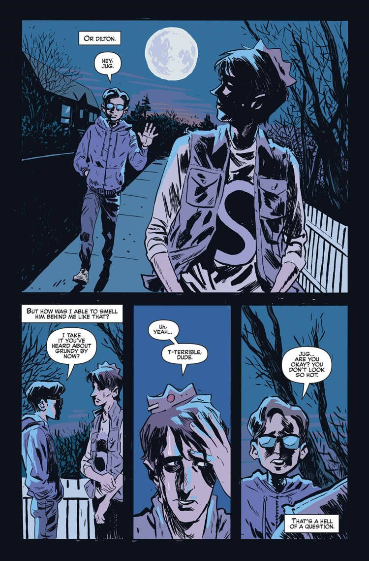 Jughead The Hunger 05