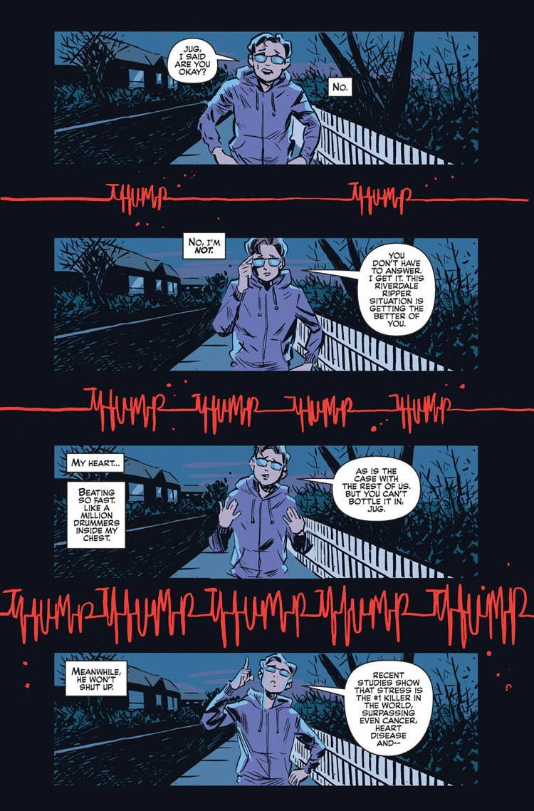 Jughead The Hunger 06