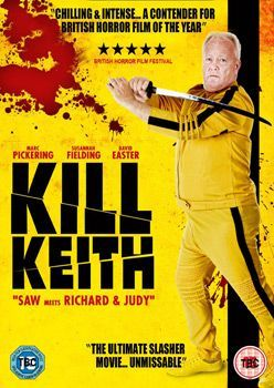 Kill Keith Dvd Cover