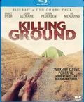 Killing Ground Blu Ray Cover