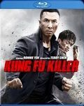 Kung Fu Killer Blu Cover