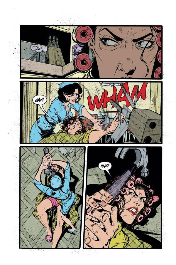 Lady Killer 1 06