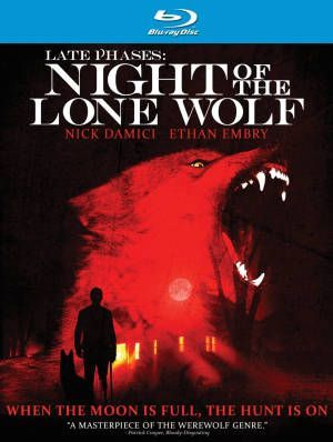 Late Phases Night Of The Lone Wolf Poster