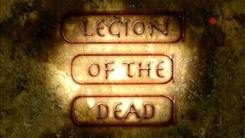 Legion Of The Dead 01