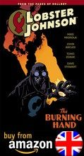 Lobster Johnson Volume 2 The Burning Hand Amazon Uk