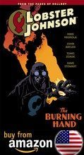 Lobster Johnson Volume 2 The Burning Hand Amazon Us