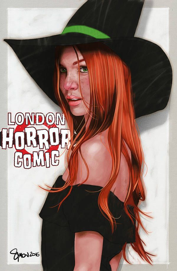 London Horror Comic 7 01