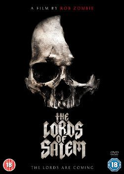 Lords Of Salem Dvd Cover