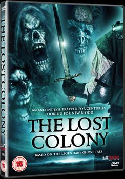 Lost Colony Dvd Cover