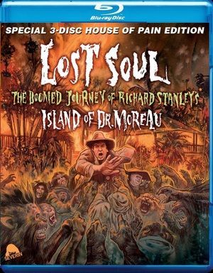 Lost Soul The Doomed Journey Of Richard Stanleys Island Of Dr Moreau Poster