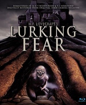 Lurking Fear Blu Ray Poster
