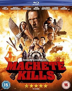 Machete Kills Blu