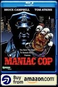 Maniac Cop Blu Ray Amazon Us