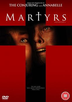 martyrs dvd cover