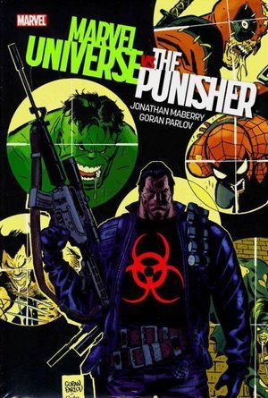 Marvel Universe Vs The Punisher 00