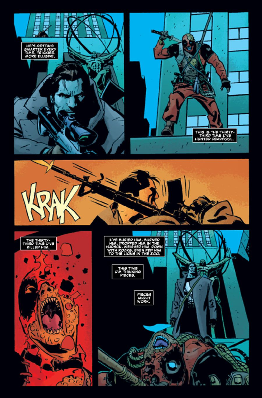Marvel Universe Vs The Punisher 02