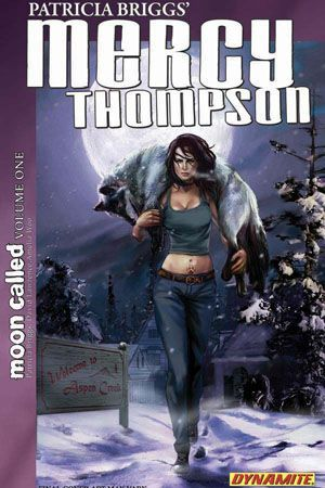 Mercy Thompson Moon Called Volume 01 01