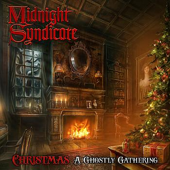 Midnight Syndicate Christmas A Ghostly Gathering Poster