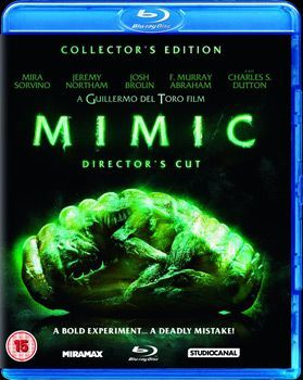 Mimic Blu Ray Cover