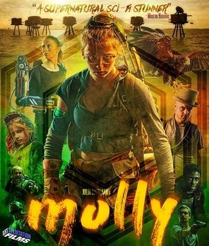Molly Blu Ray Poster