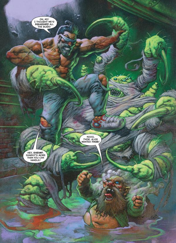 Monster Massacre Volume 1 03