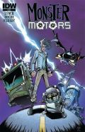 Monster Motors Cover