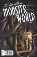 Monster World 1 Cover