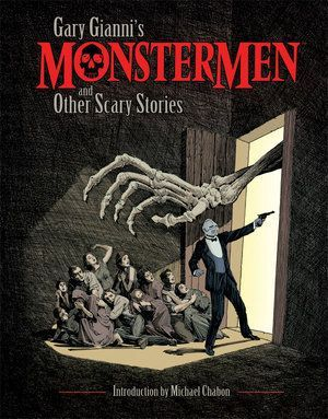 Monstermen And Other Scary Stories 00