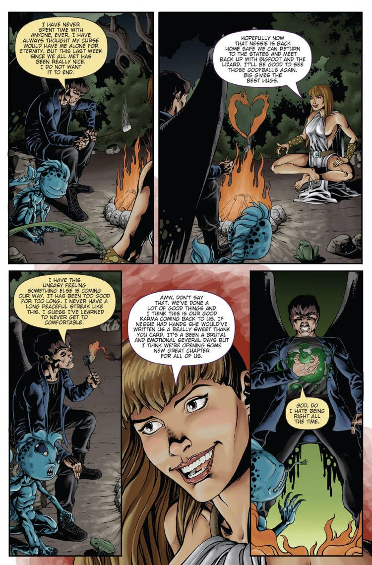 Monsters Among Us War Of Witches 02