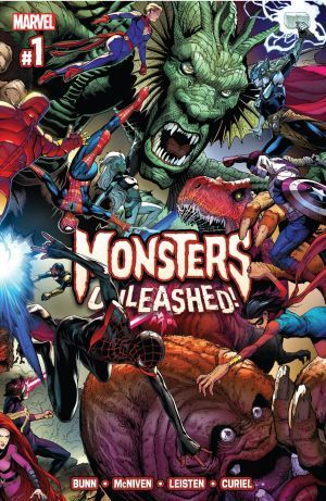 Monsters Unleashed 1 00