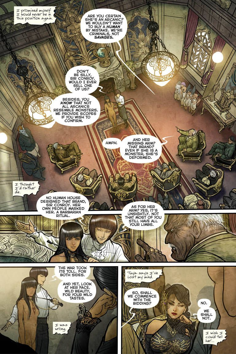 Monstress Volume 1 02