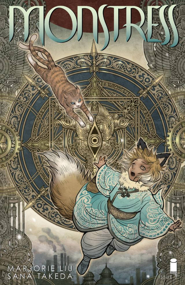 Monstress Volume 1 05
