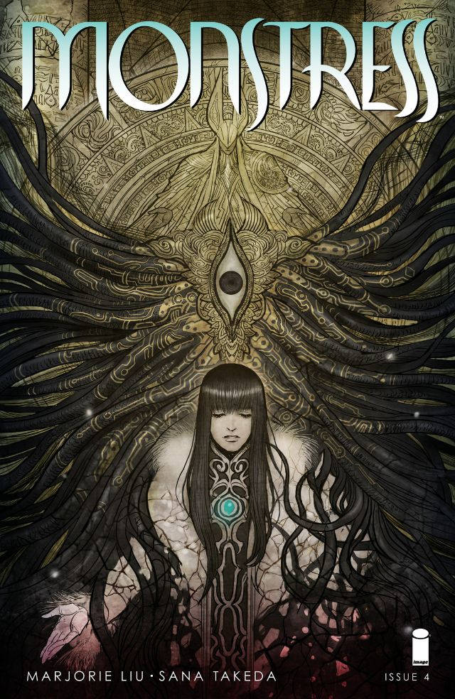 Monstress Volume 1 06