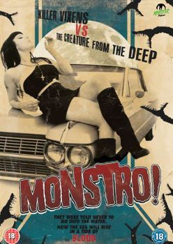 Monstro Dvd Cover