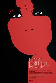 Most Beautiful Island Poster