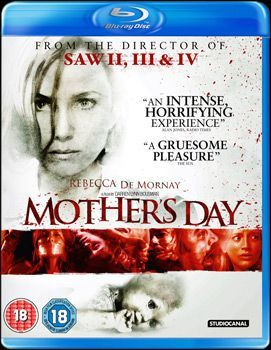 Mothers Day Blu Ray Cover