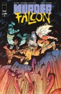 Murder Falcon 2 Cover