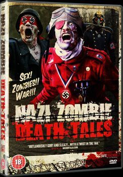 Nazi Zombie Death Tales Dvd Cover