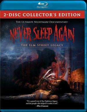 Never Sleep Again The Elm Street Legacy Poster