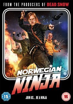 Norwegian Ninja Dvd Cover