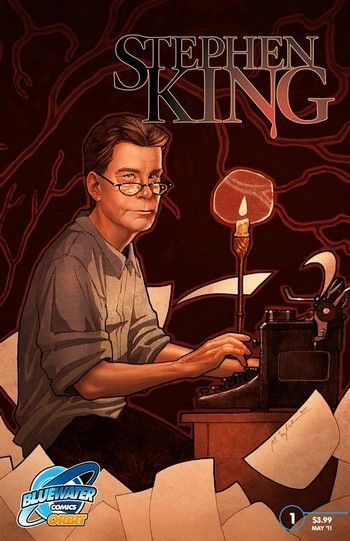 Orbit Stephen King 01