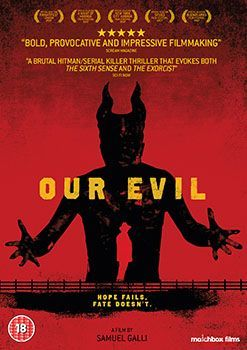 our evil dvd