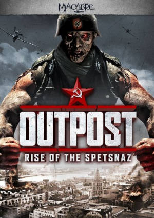 Outpost Rise Of The Spetsnaz Poster