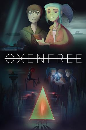 Oxenfree Poster