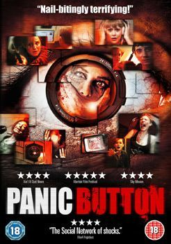 Panic Button Dvd Cover