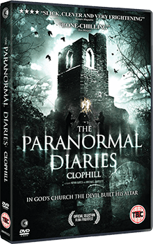 Paranormal Diaries Clophill Dvd