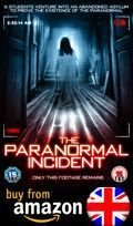 Buy The Paranormal Incident Dvd