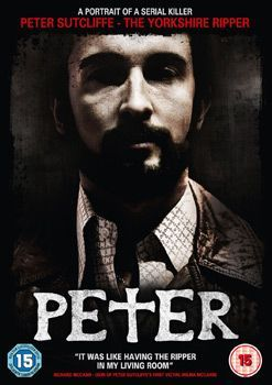 Peter Portrait Of A Serial Killer Dvd Cover