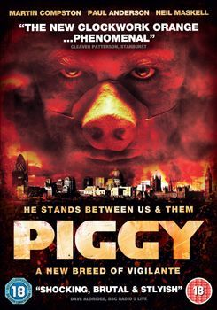 Piggy Dvd Cover