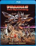 Piranha Ii Blu Ray Cover